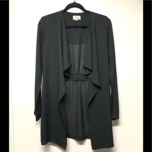 Have Basic Black Blazer Sz M